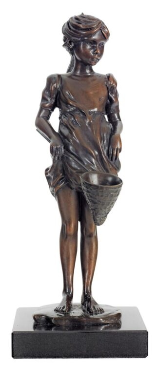 Out To Play Cold Cast Bronze Sculpture by Sherree Valentine Daines