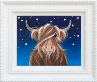 Superstar By Jennifer Hogwood Signed Limited Edition Framed