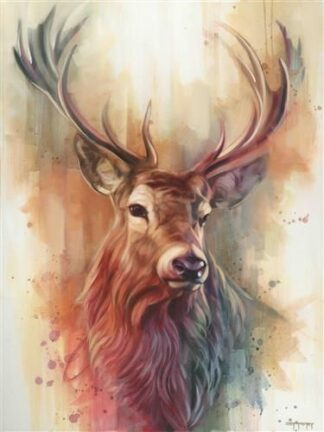 Glen Signed Limited Edition Print from Ben Jeffery