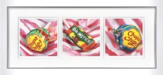 Pick Your Own Triptych - Signed Limited Editions From Sarah Graham Framed