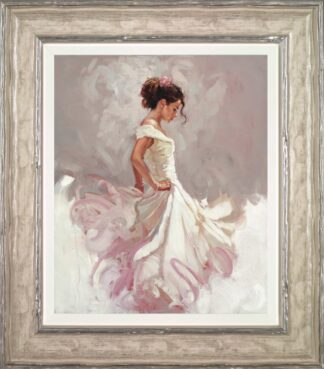 Bolero - Signed Limited Canvas Edition From Mark Spain Framed