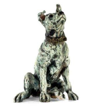 Ever Hopeful - Signed limited Edition Porcelain Sculpture From April Shepherd