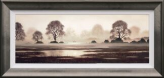 Freetime - Signed Limited Edition Print by John Waterhouse - Framed