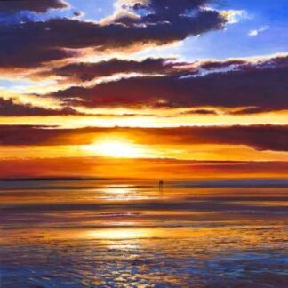 Into The Sunset By Duncan Palmar - Signed Limited Edition Print