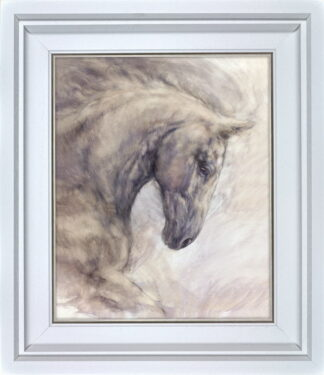Moonlight - Signed Limited Edition Print By Gary Benfield - Canvas on Board - Framed