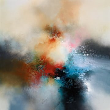 Beyond The Silence- Signed Limited Edition Print by Simon Kenny - Glazed Box Canvas unframed