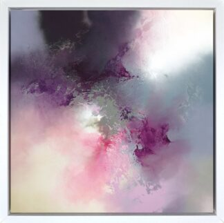 Infinite Dreamscape - Signed Limited Edition Print by Simon Kenny - Glazed Box Canvas Framed