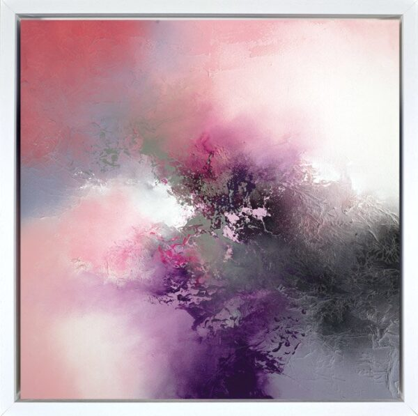 The Edge Of All Things - Signed Limited Edition Print by Simon Kenny - Glazed Box Canvas Framed