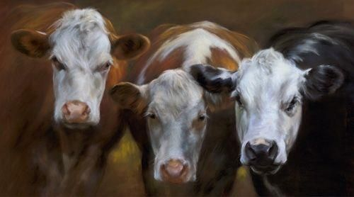Curiosity - Signed Limited Edition Print by Vivien Walters