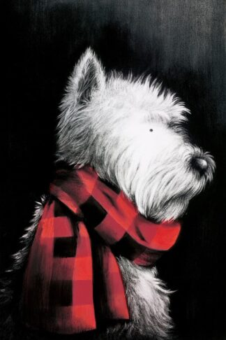 West End Girl - Signed Limited Edition Paper Print Mounted By Doug Hyde - UNFRAMED