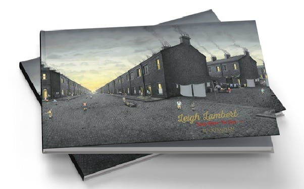 Those Were The Days - Signed Limited Edition Book By Leigh Lambert Including 2 Signed Limited Edition Prints