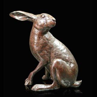 Moonlight Bronze Sculpture by Michael Simpson