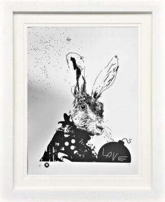 The Gift - Signed Limited Edition print by Harry Bunce