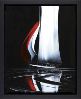 Into The Night - Signed Limited Edition Dye Sublimation by Duncan Macgregor - Framed