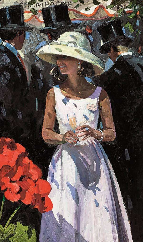 Ascot Belle ii by Sheree Valentine Daines