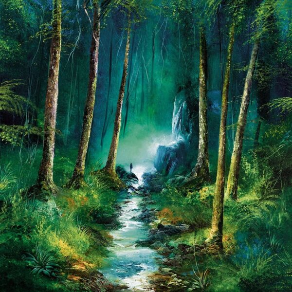 Forest Of Light - Signed Limited Edition Print By Philip Gray