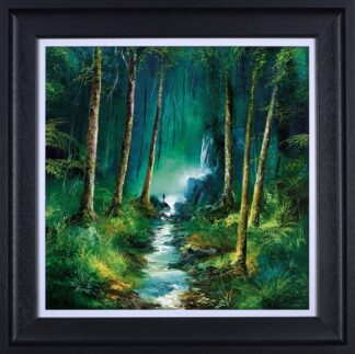 Forest Of Light -Signed Limited Edition Print By Philip Gray