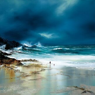 Moonlight Bay - Signed Limited Edition Print by Philip Gray - Unframed