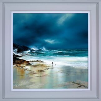 Moonlight Bay - Signed Limited Edition Print by Philip Gray - Mounted And Framed