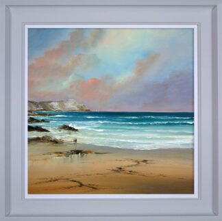 Quiet Contemplation - Signed Limited Edition Print by Philip Gray - Mounted and Framed