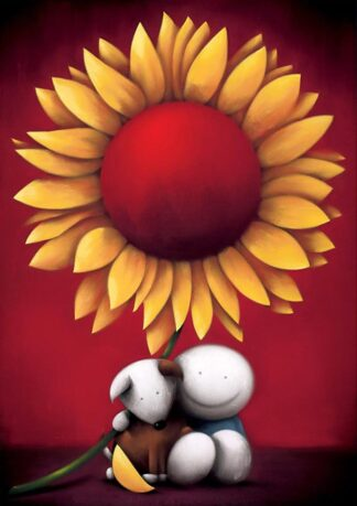 My Sunshine - Signed Limited Edition Paper Print by Doug Hyde - Mounted
