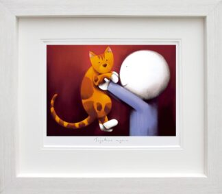Together Again - Signed Limited Edition Paper Print by Doug Hyde - Mounted And Framed