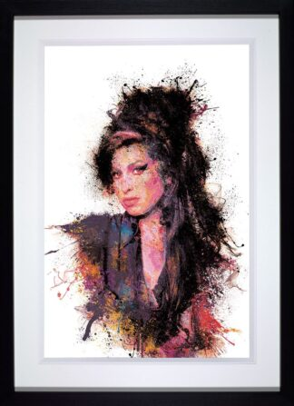 Song in my Soul signed limited edition print from Daniel Mernagh framed in the artists recommended frame