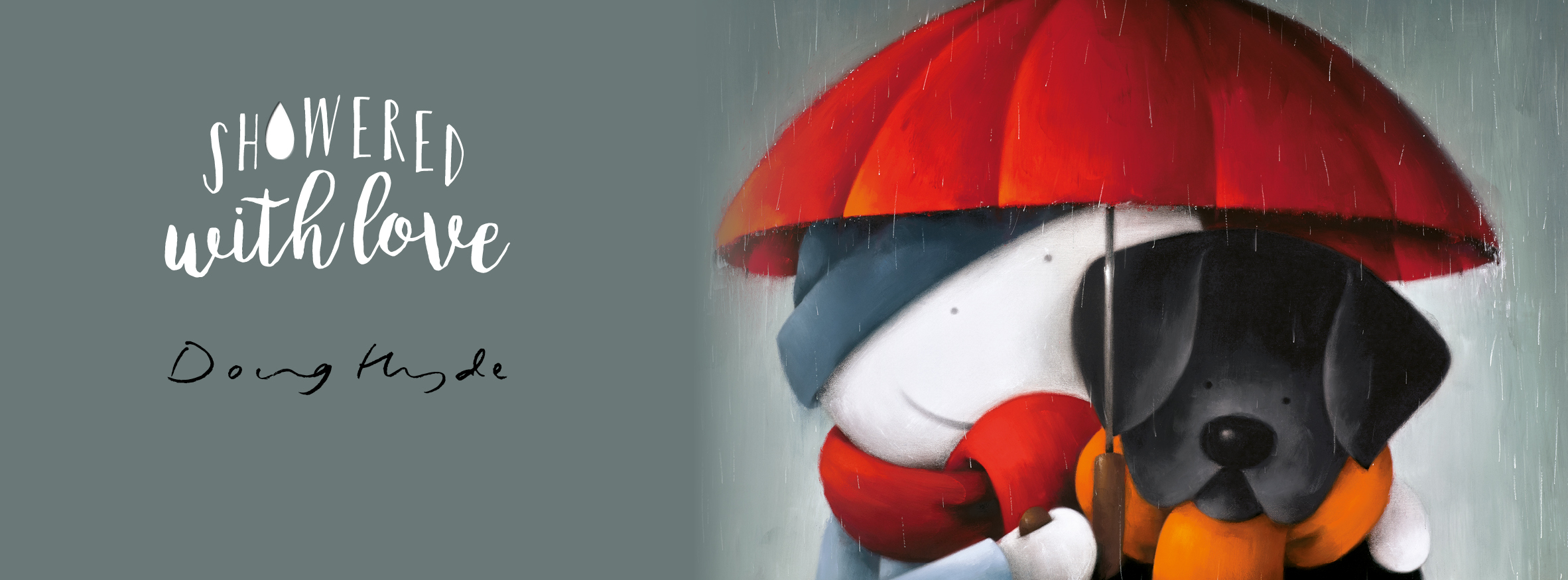 Doug Hyde   Showered With Love