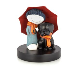 Showered With Love signed limited edition sculpture from Doug Hyde