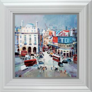 Biggerdilly signed limited Paper print from Tom Butler - framed in the artists recommended frame