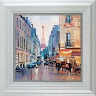 Love Rue signed limited Paper print from Tom Butler - framed in the artists recommended frame