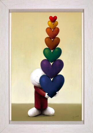 Every Kind Of Love Signed Limited edition print by Doug Hyde Framed in the artists recommended frame