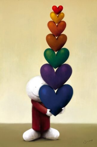 Every Kind Of Love Signed Limited edition print by Doug Hyde - unframed