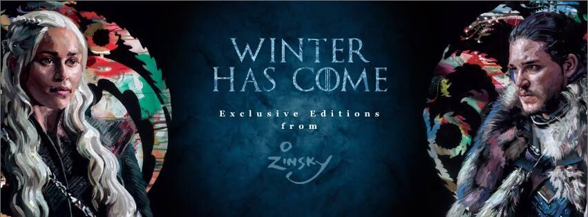 Zinsky | Game Of Thrones exclusives!