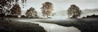 A Place To dream - Signed Limited Edition Paper on board print by John Waterhouse
