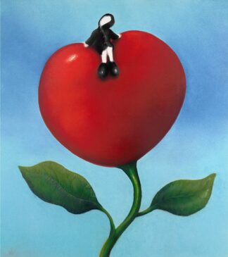 Love And Life - Signed Limited Edition paper print by Mackenzie Thorpe