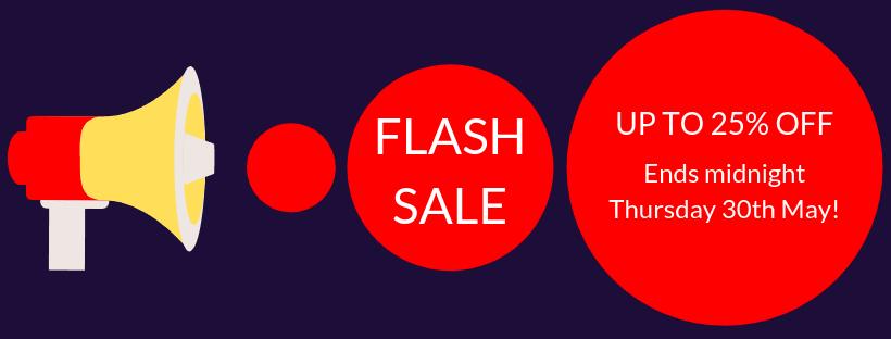 Flash Sale | May 2019