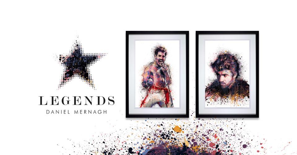 Daniel Mernagh | Legends