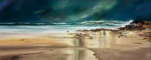 Ocean Scene Print by Phillip Gray