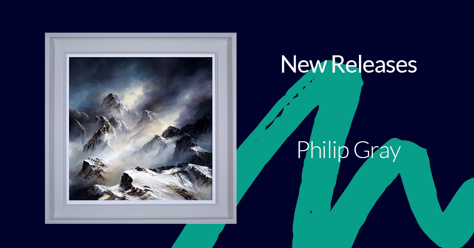 Philip Gray's New Releases
