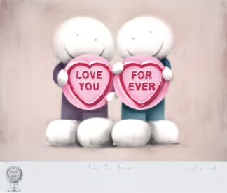 love you forever by doug hyde