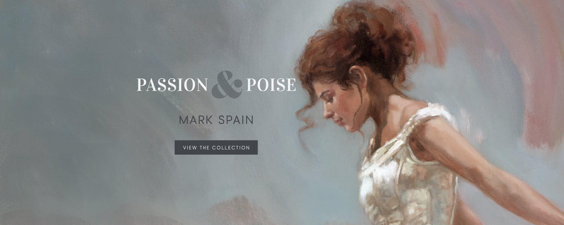 Mark Spain | Passion and Poise