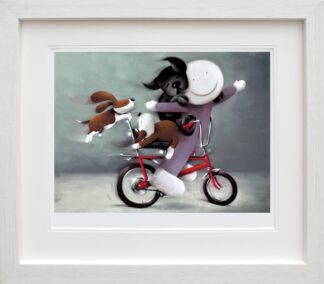 riding high Framed by Doug Hyde