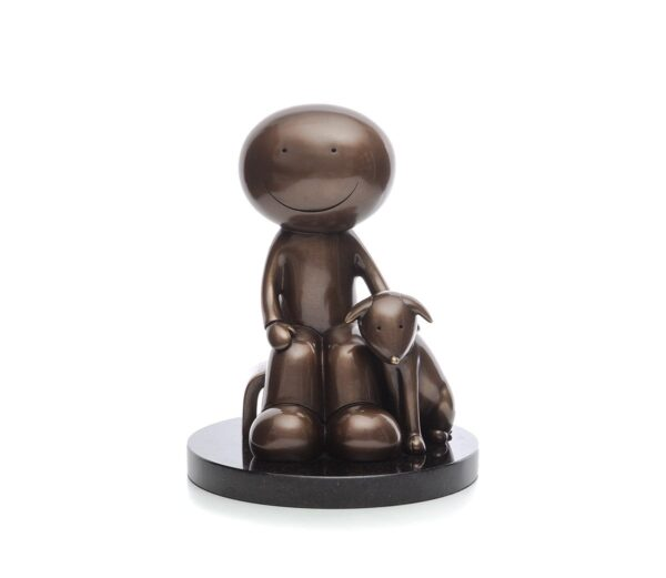 The Great Outdoors Bronze Sculpture by Doug Hyde