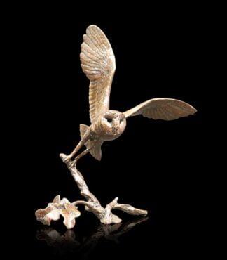 1079 Small Barn Owl