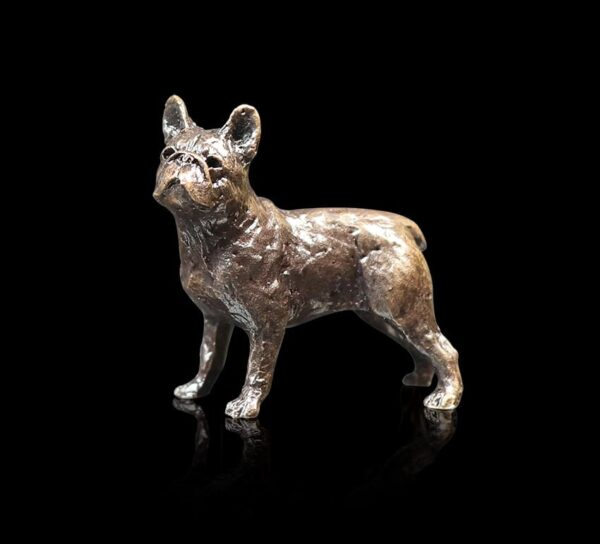 French Bull Dog 2085 by Michael Simpson