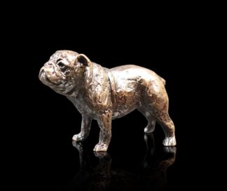 English Bull Dog 2086 by Michael Simpson