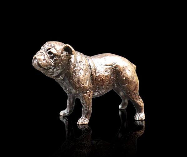 English Bull Dog 2086 by Michael Simpson