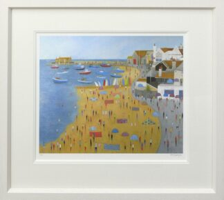 An Easter as Hot as Summer Framed by Emma Brownjohn