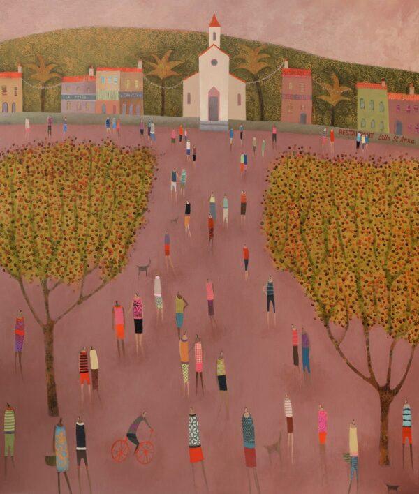Island Square by Emma Brownjohn